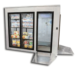 Walk In Freezers Coolers And Refrigeration Units By