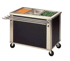 New hot Food Serving Cart